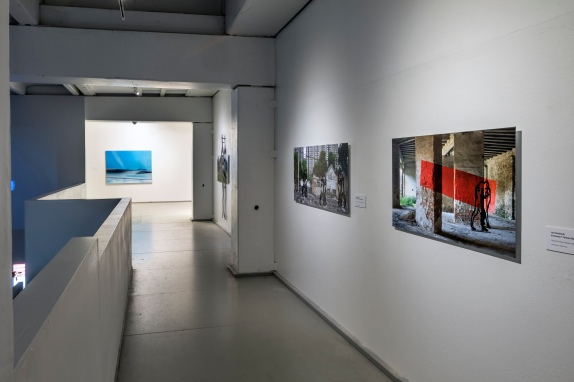Jan Pohribny - KIrsimaria E. Törönen, Industrial feelings 2018